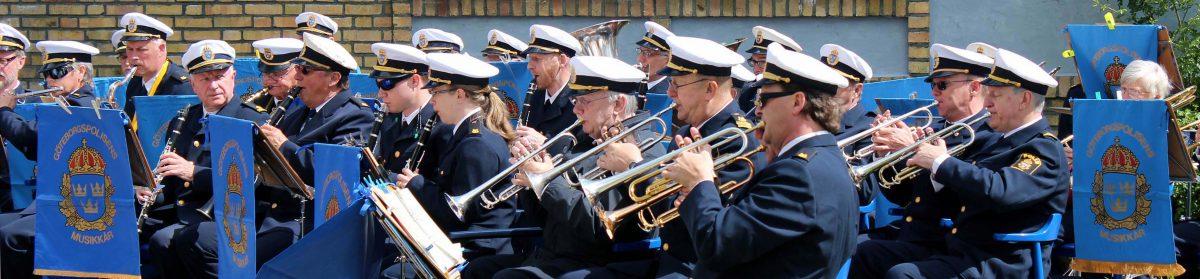 Göteborgspolisens Musikkår / West Gothia Concert Band